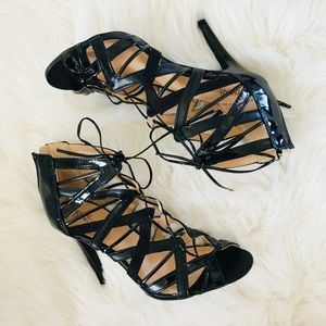 🌟 Lace Up Heels🌟